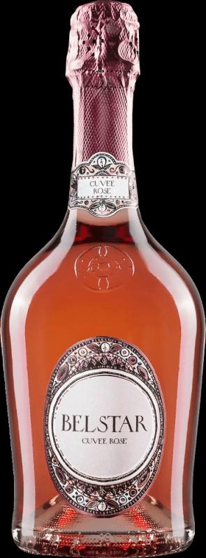 Bisol Belstar Cuvee Rose Spumante Extra Dry