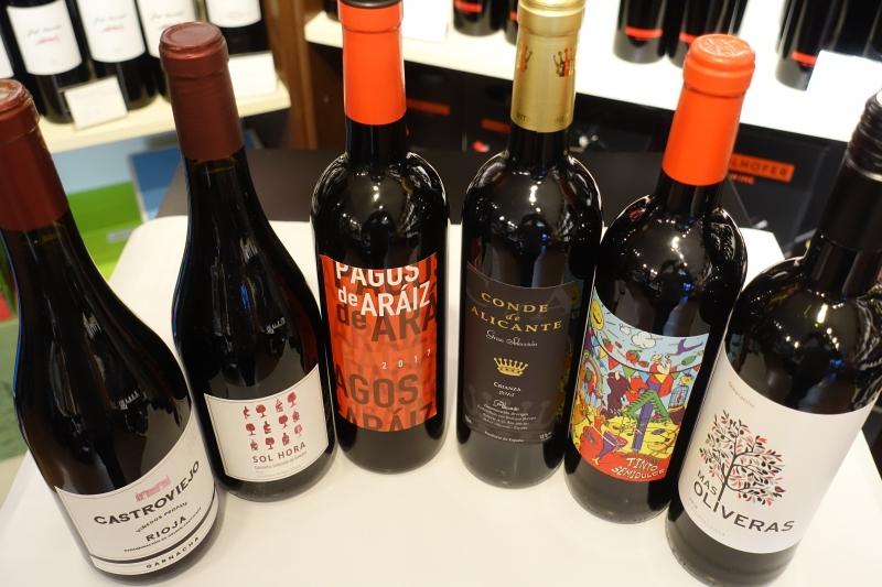 Spanien Rotweinpaket   6 x 0,75L