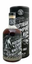 Austrian Empire Navy Rum Reserve 1963 - Giftbox -  0,70L