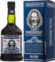 Presidente 23 Jahre El Gran Del Caribe   Giftbox 0,7L 40% Vol